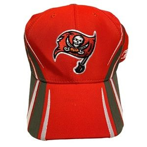 Reebok NFL Tampa Bay Buc Fitted Hat